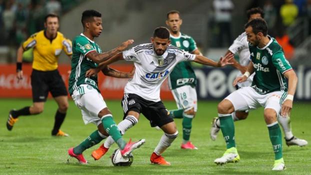 9fe3eac85b O Palmeiras foi valente como deveria ter sido em Campinas e venceu a Ponte  Preta por 1 a 0