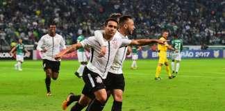 Em 13 jogos, Corinthians supera pontuação do 1º turno de 2016