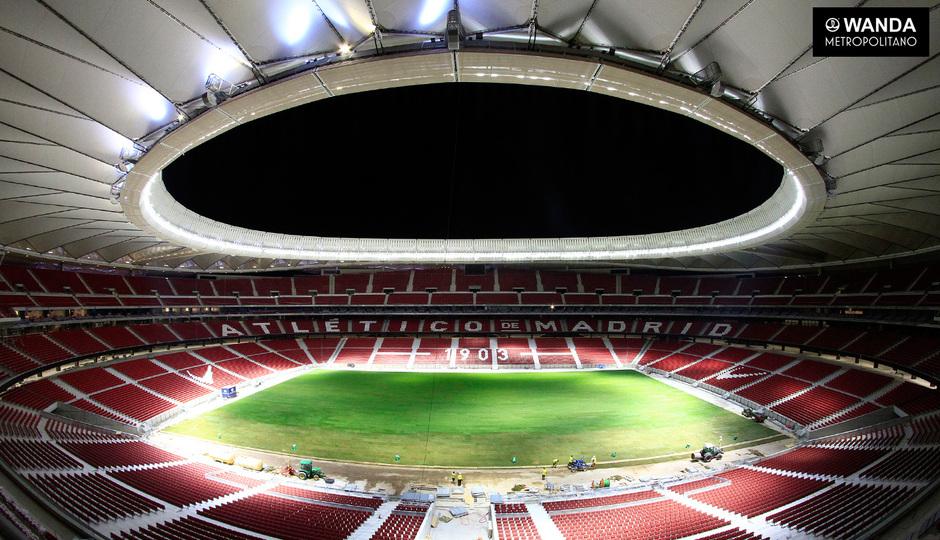 Brasil pode enfrentar Espanha no novo estádio do Atlético de Madrid ... e3c6eba06e11a