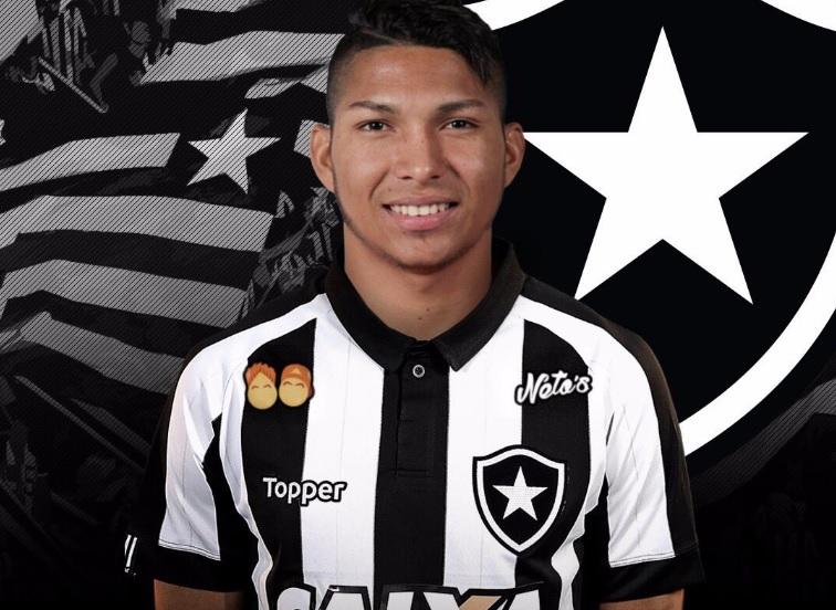 28b8c54a7b Botafogo confirma chegadas de Rony e Renatinho
