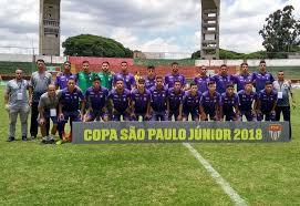2ed4c1e490 Ciente do grupo que irá integrar para a disputa da Copa São Paulo de Futebol  Júnior