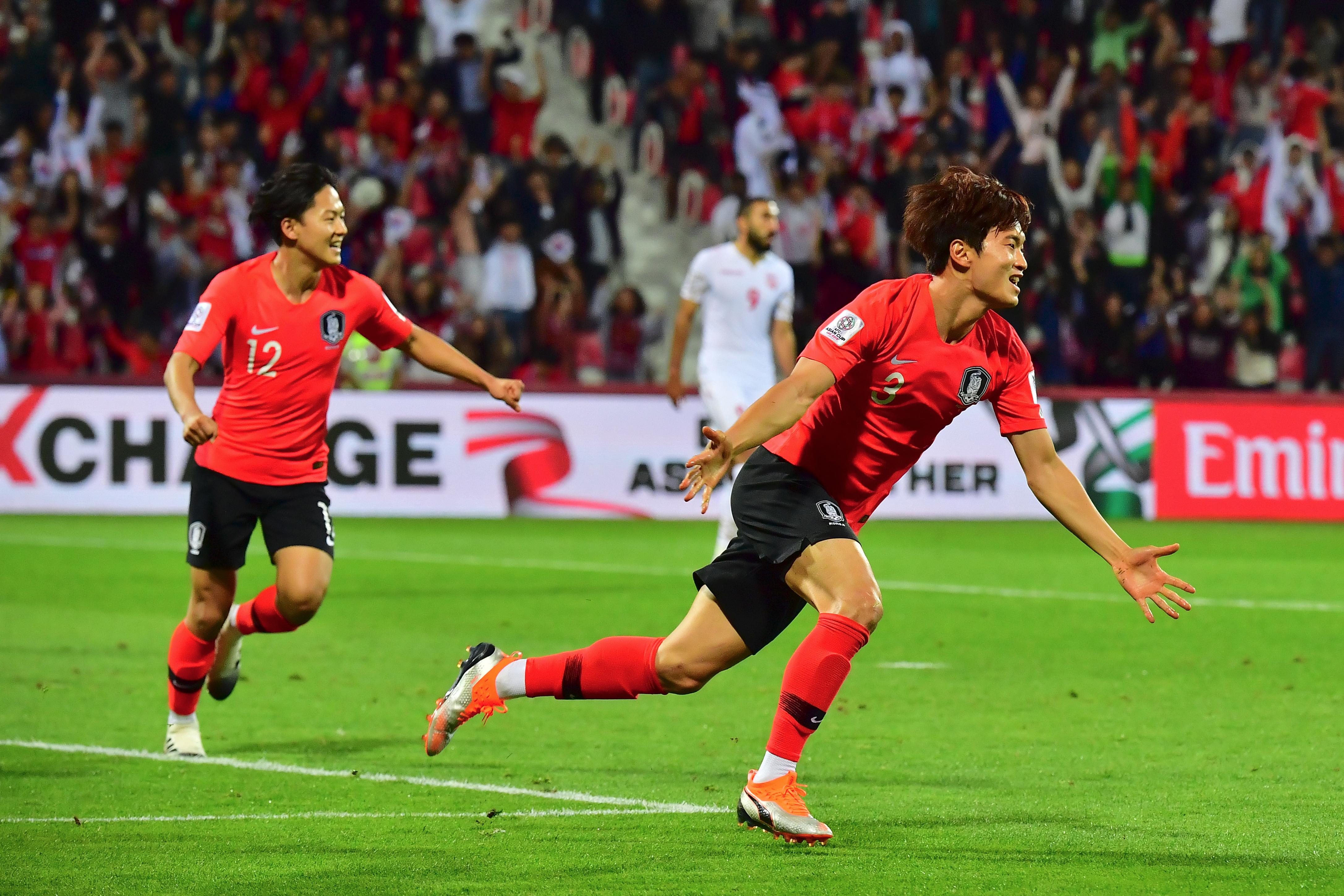 8c719d85a0 Coreia do Sul vence Bahrein na prorrogação e avança na Copa da Ásia ...