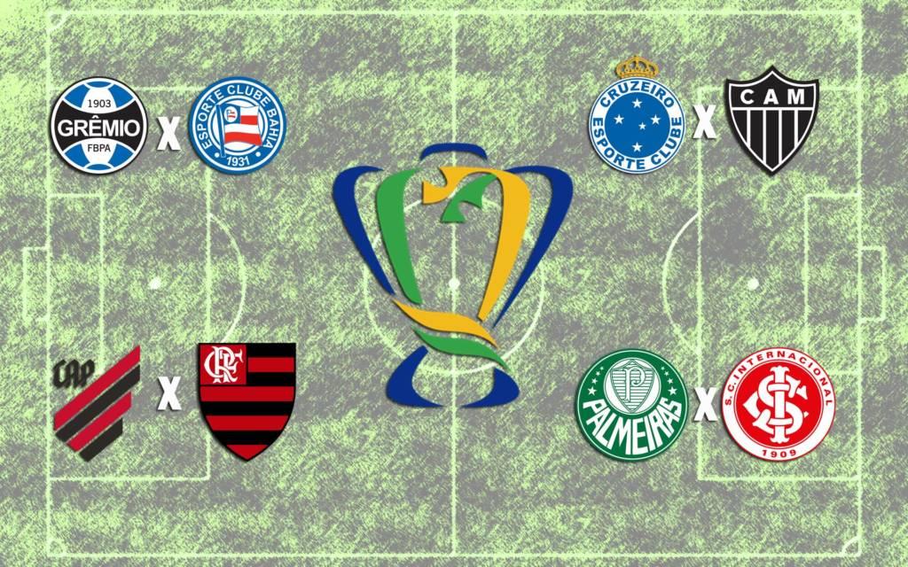 Resultado de imagem para copa do brasil retorna